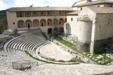 teatro romano spoleto